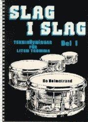 Radiodeltauno.it Slag i slag : notläsningsövningar/teknikövningar för slagverk. Teknikövningar för liten trumma, D. 1 Image