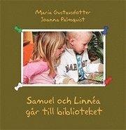 Samuel & Linnea går till biblioteket
