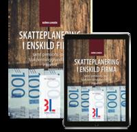 Skopia.it Skatteplanering i enskild firma : samt pensions- och sjukpenninggrundande inkomst Image
