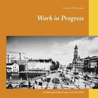 Radiodeltauno.it Work in Progress : Utställningskatalog Zoégas Café, juli 2018 Image