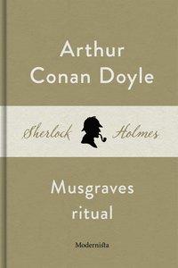 Radiodeltauno.it Musgraves ritual (En Sherlock Holmes-novell) Image