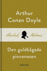 Skopia.it Den guldbågade pincenezen (En Sherlock Holmes-novell) Image
