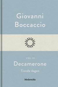 Decamerone vol 10, tionde dagen (e-bok)