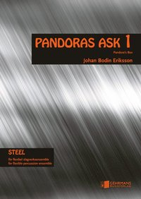 Pandoras ask 1 - Steel (häftad)
