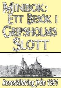 Skopia.it Minibok: En utflykt till Gripsholms slott år 1881 ? Återutgivning av historisk reseskildring Image