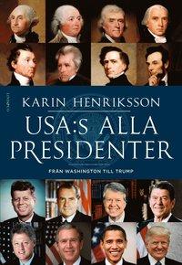 Tortedellemiebrame.it USA:s alla presidenter : från Washington till Trump Image
