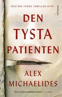 Den tysta patienten (inbunden)