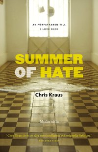 Summer of Hate (inbunden)