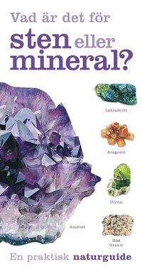 böcker om stenar och mineraler