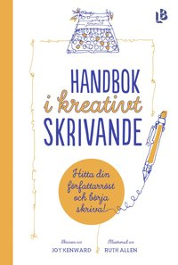 Skopia.it Handbok i kreativt skrivande : hitta din författarröst och börja skriva Image