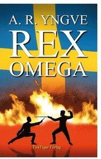 REX OMEGA - Swedish thriller novel