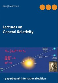 Lectures on General Relativity: - paperbound edition - (e-bok)