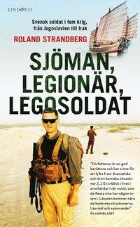 Skopia.it Sjöman, legionär, legosoldat : svensk soldat i fem krig, från Jugoslavien till Irak Image