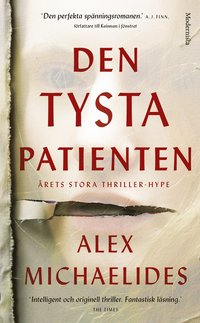 Den tysta patienten (pocket)