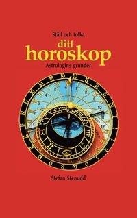 Skopia.it Ställ och tolka ditt horoskop : astrologins grunder Image
