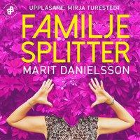 Familjesplitter (ljudbok)