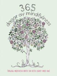 Skopia.it 365 dagar av mindfulness : färglägg meditativa motiv Image