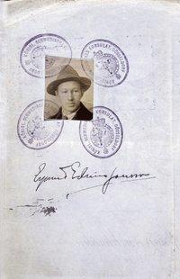 Radiodeltauno.it Resebrev 1921-1952 Image