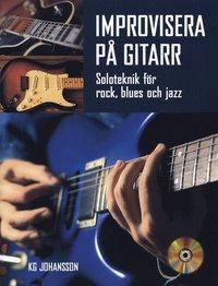 Rsfoodservice.se Improvisera på gitarr inkl CD Image