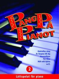Pang på pianot 2 : cd
