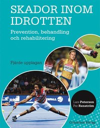 Skopia.it Skador inom idrotten : Prevention, behandling och rehabilitering Image