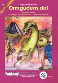 Skopia.it Ormgudens dal : en kampanj och äventyrsmiljö till Fantasy! - Old school gaming Image