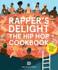 Skopia.it Rapper's Delight - Hip Hop Cookbook Image