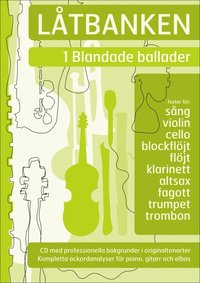 Radiodeltauno.it Låtbanken 1. Blandade ballader Image