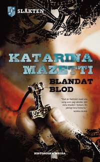 Blandat blod (pocket)