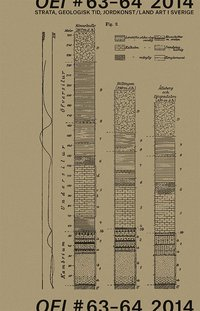 Radiodeltauno.it OEI # 63-64 Strata, geologisk tid, jordkonst / Land art i Sverige Image