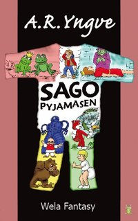 SAGOPYJAMASEN - Swedish childrens book