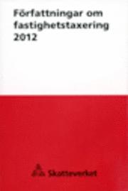 Skopia.it Författningar om fastighetstaxering 2012  SKV 318 utg 20 Image