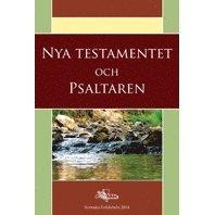 Radiodeltauno.it Svenska Folkbibeln 2014 :  NT & Psaltaren (miniformat) Image