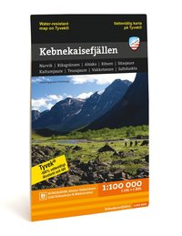 Rsfoodservice.se Kebnekaisefjällen (1:100 000) Image