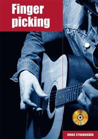 Fingerpicking inkl CD (häftad)