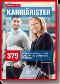 Rsfoodservice.se Handbok för karriärister - 379 smarta (och ibland fula) tips som gör dig oumbärlig på jobbet Image
