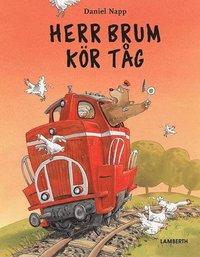 Herr Brum kör tåg