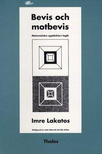 Skopia.it Bevis och motbevis - Matematiska upptäckters logik Image