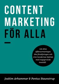 Content Marketing för alla (kartonnage)