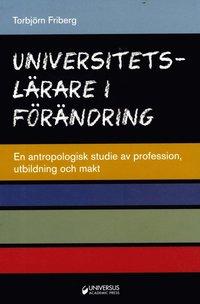 Radiodeltauno.it Universitetslärare i förändring : en antropologisk studie av profession, utbildning och makt Image