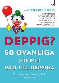 Radiodeltauno.it Deppig? 50 ovanliga (men bra!) råd till deppiga Image
