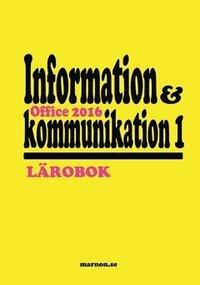 Rsfoodservice.se Information och kommunikation 1 Lärobok, Office 2016 Image
