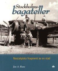 Tortedellemiebrame.it Stockholmsbagateller : nostalgiska fragment av en stad Image