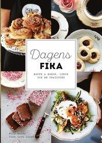 Dagens fika : kaffe & kakor, lunch och en pratstund
