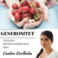 Mindfulness Generositet