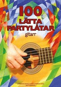 Skopia.it 100 lätta partylåtar : gitarr Image