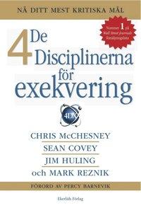 De 4 disciplinerna för exekvering