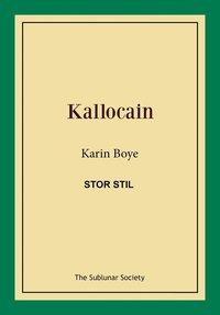 Tortedellemiebrame.it Kallocain (stor stil) Image