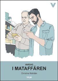 Vardag - I mataffären (bok + ljudbok)