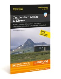 Treriksröset, Abisko & Kiruna 1:100.000